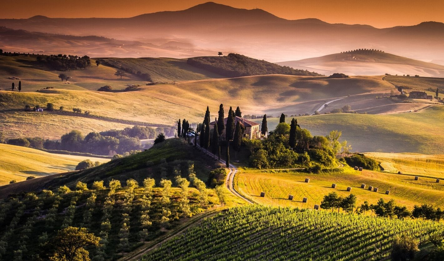 Tuscany cities