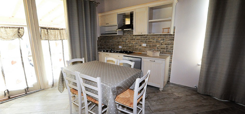 Three-rooms apartment - Cantine